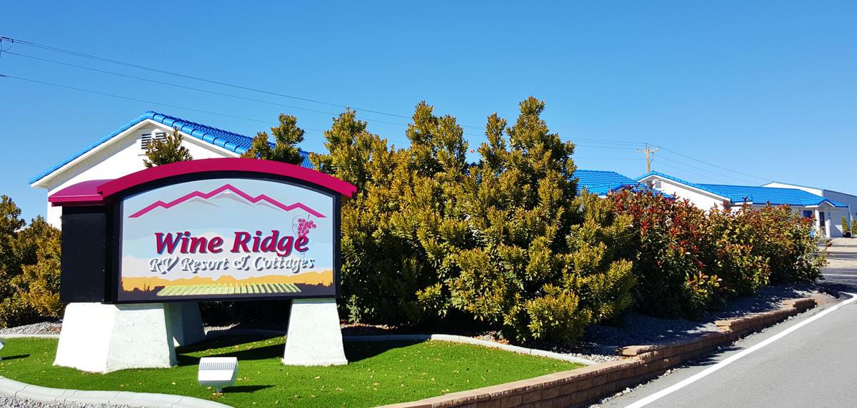 Wine Ridge RV Resort & Cottages