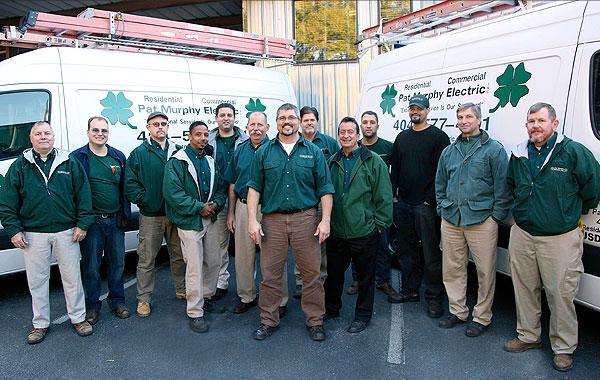 Pat Murphy Electric, Inc.