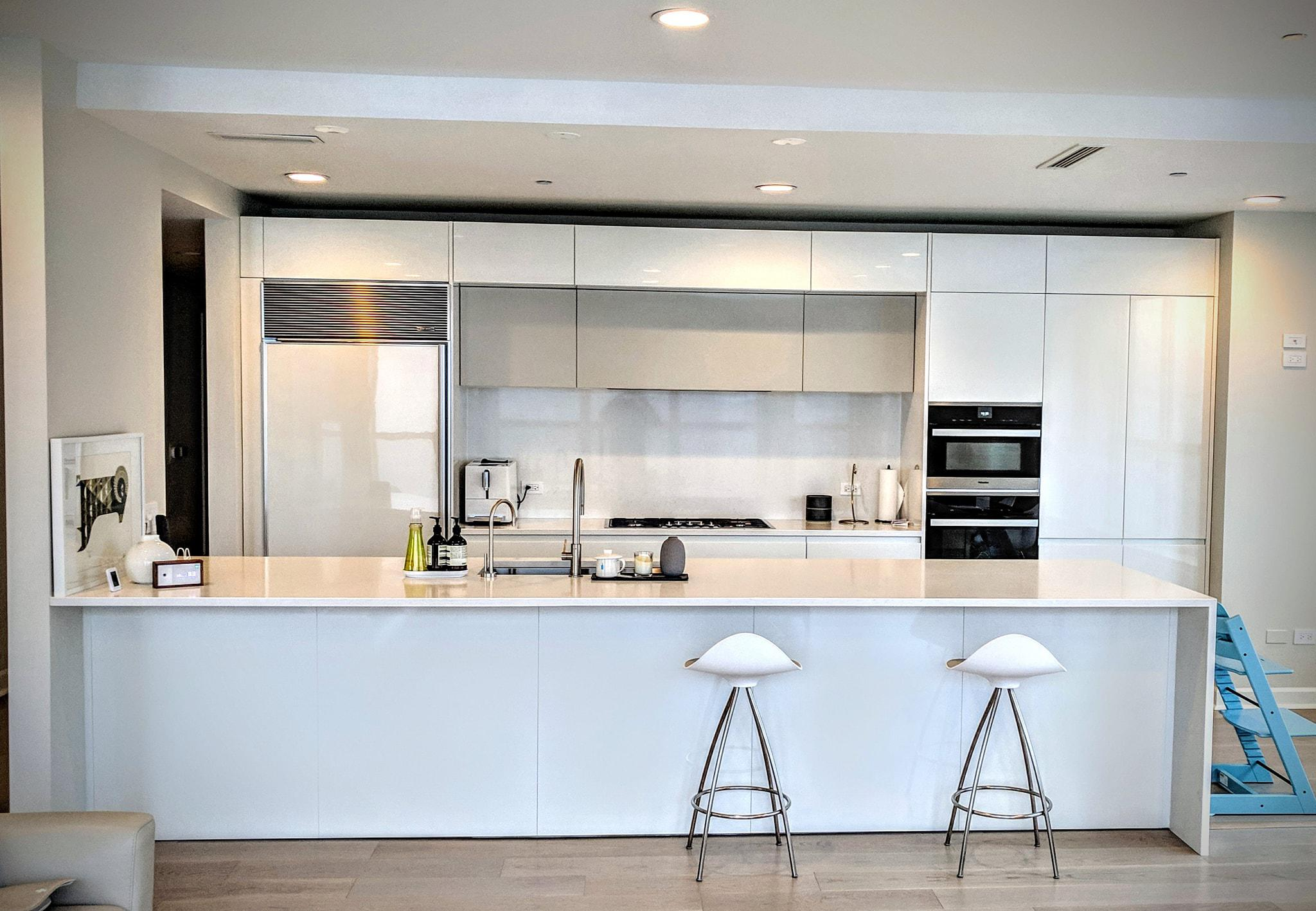 We make sure your kitchen remodel goes smoothly without any extra stress!