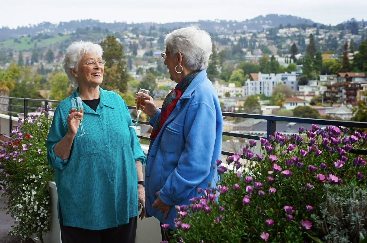 oakland gardens senior personals Get pricing, unique features and directions to gardens in oakland, california find and compare nearby assisted living facilities.
