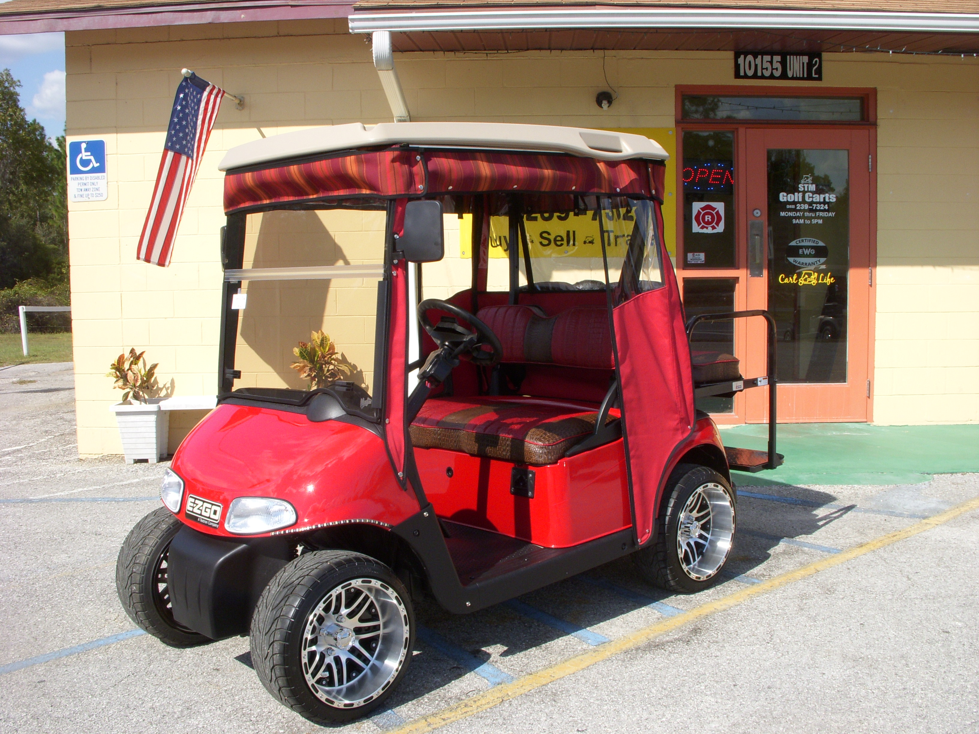 STM Golf Carts image 3