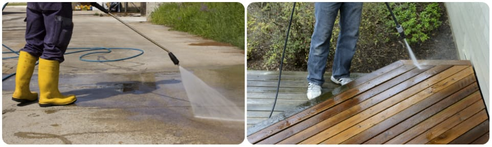 A&B Pressure Washing and Water Recovery