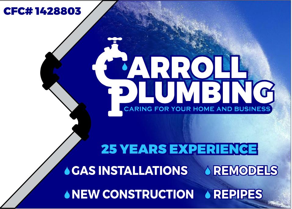 Carroll Plumbing, LLC image 2