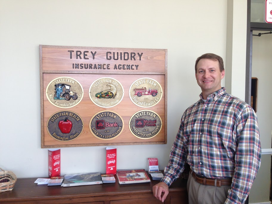 Trey Guidry - State Farm Insurance Agent image 3