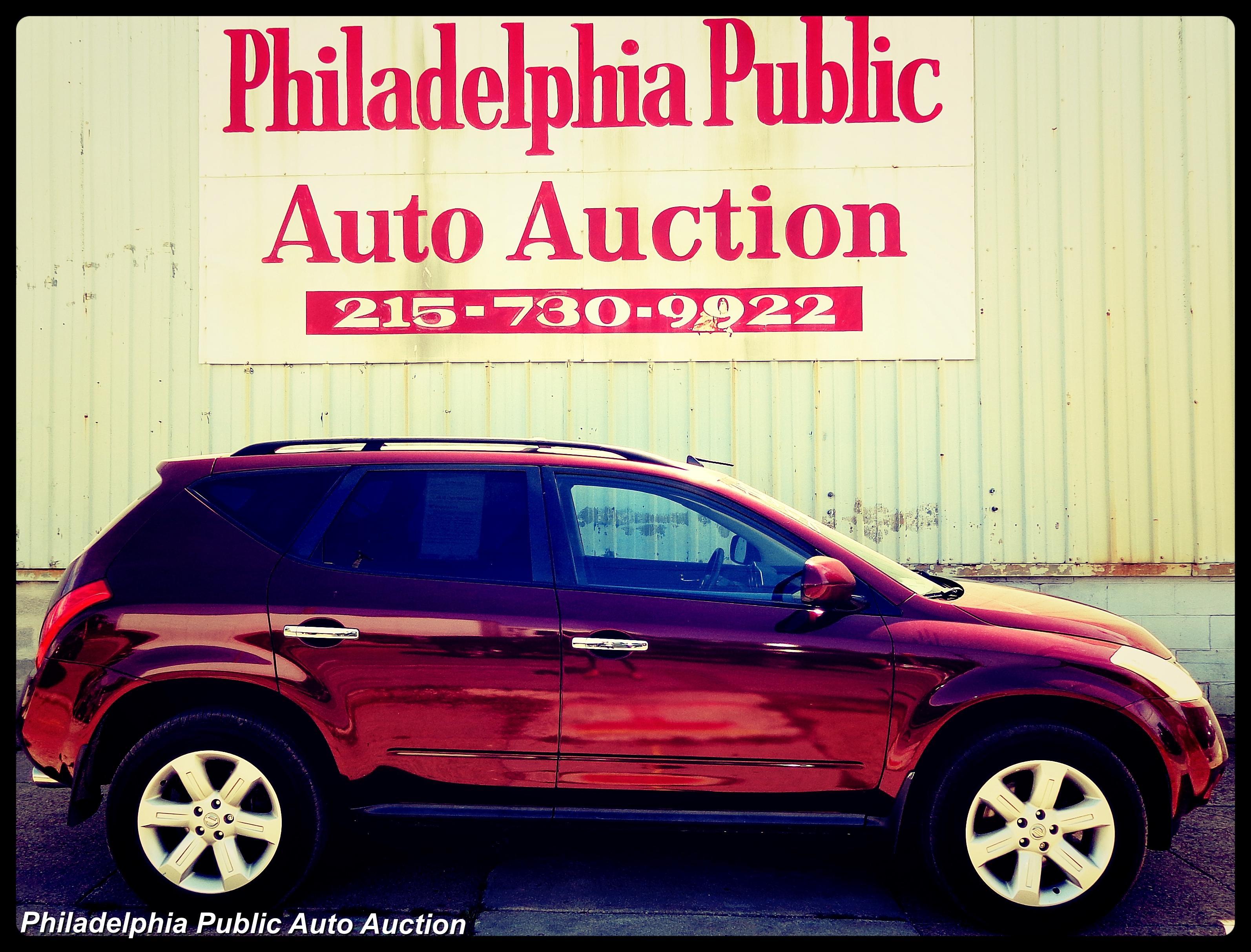 Car Auctions Near Philadelphia Pa