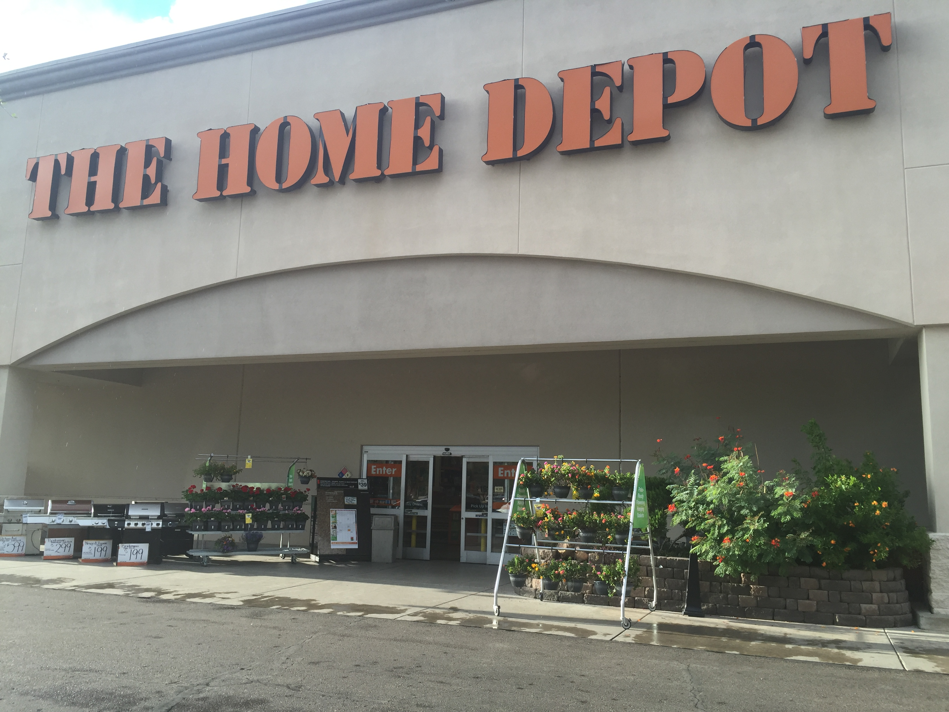 The Home Depot 10855 N Oracle Rd Oro Valley Az Home Centers