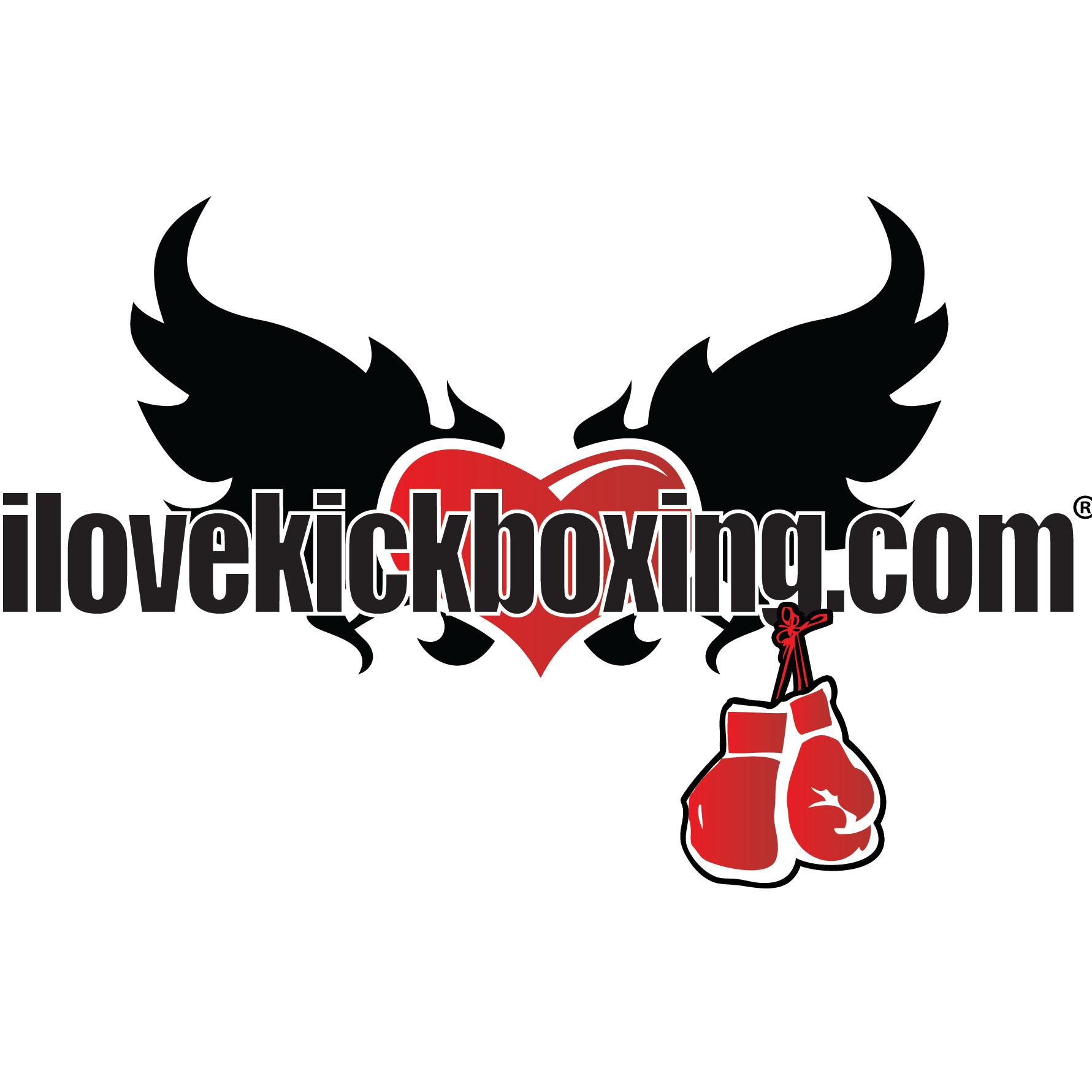 Надпись кик-боксинг