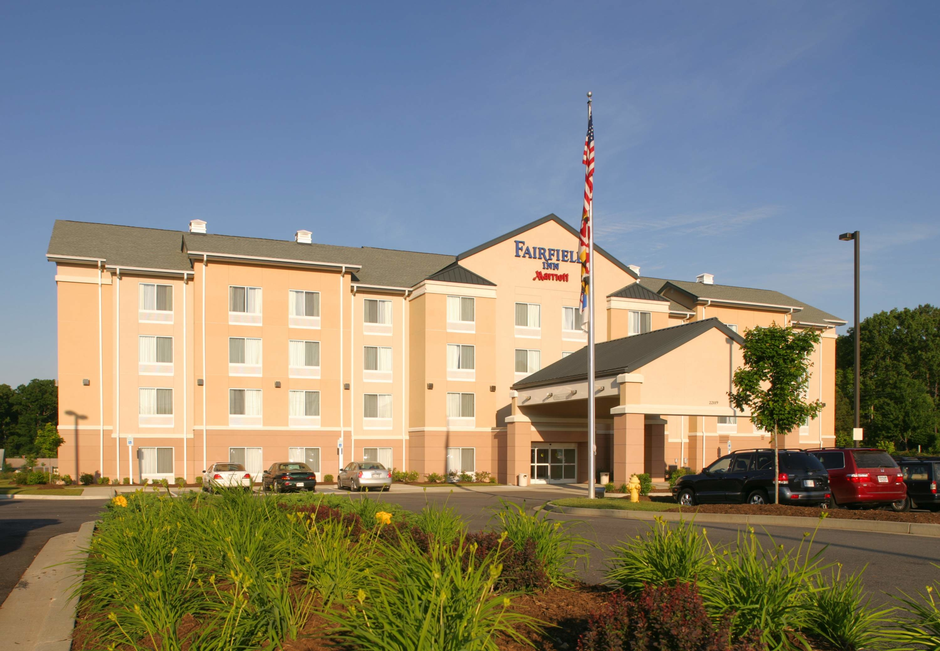 Fairfield Inn by Marriott Lexington Park Patuxent River Naval Air Station image 8