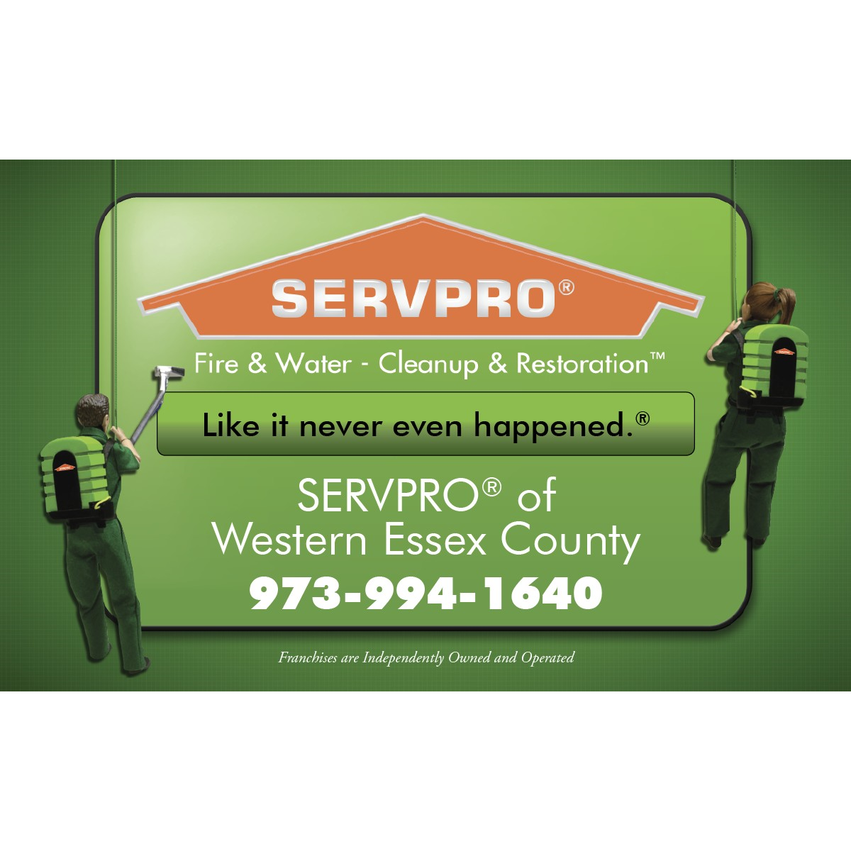 Servpro of Western Essex County image 1