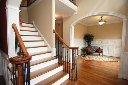 We are your local commercial painter!