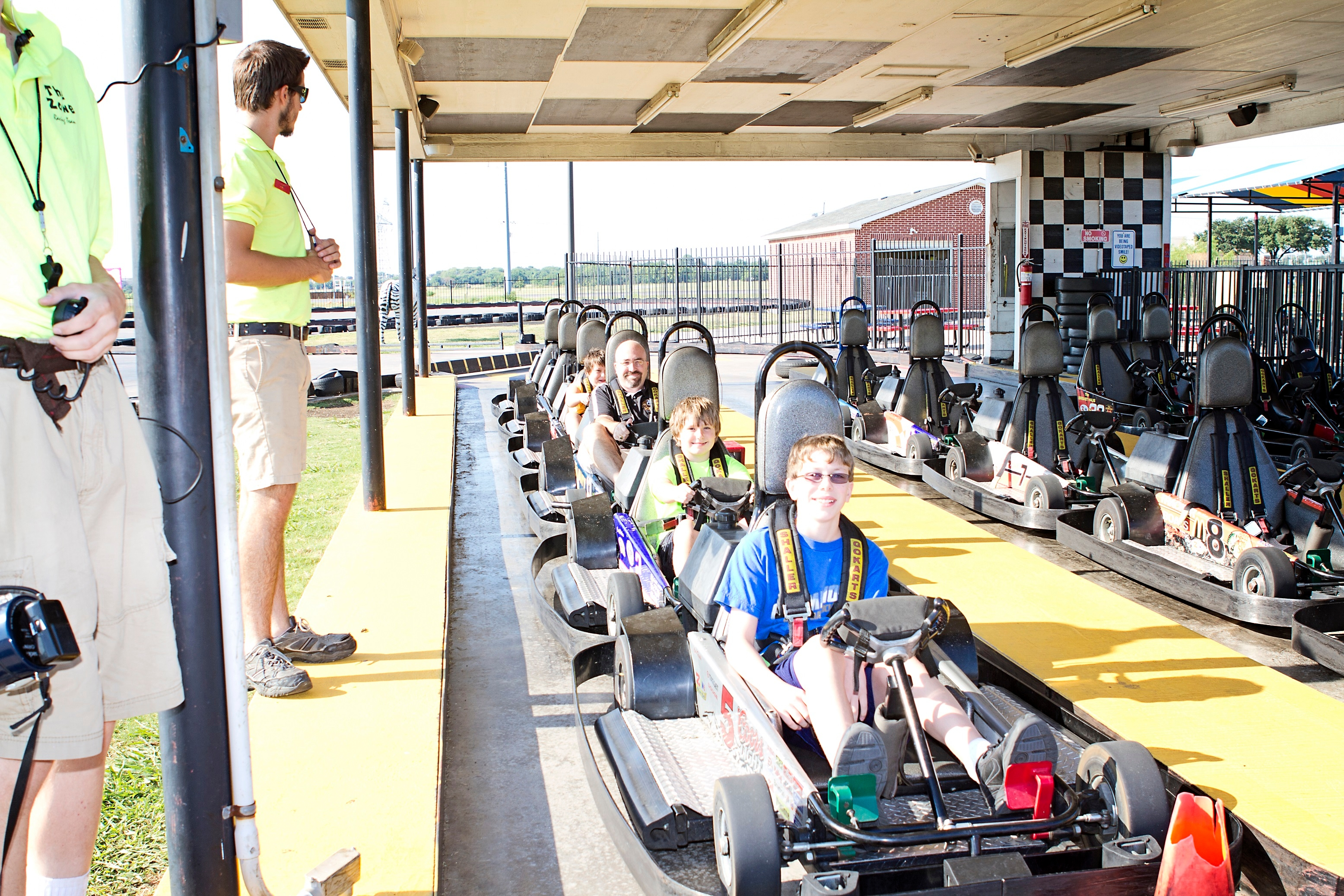 Reviews Of Zone Action Park