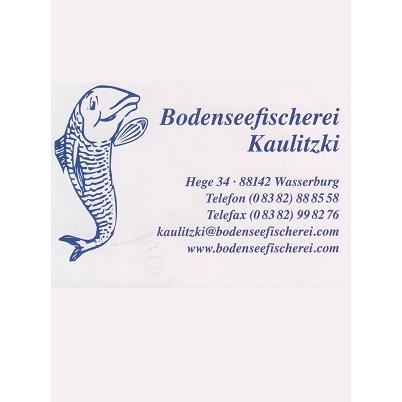 Logo von Bodenseefischerei Kaulitzki