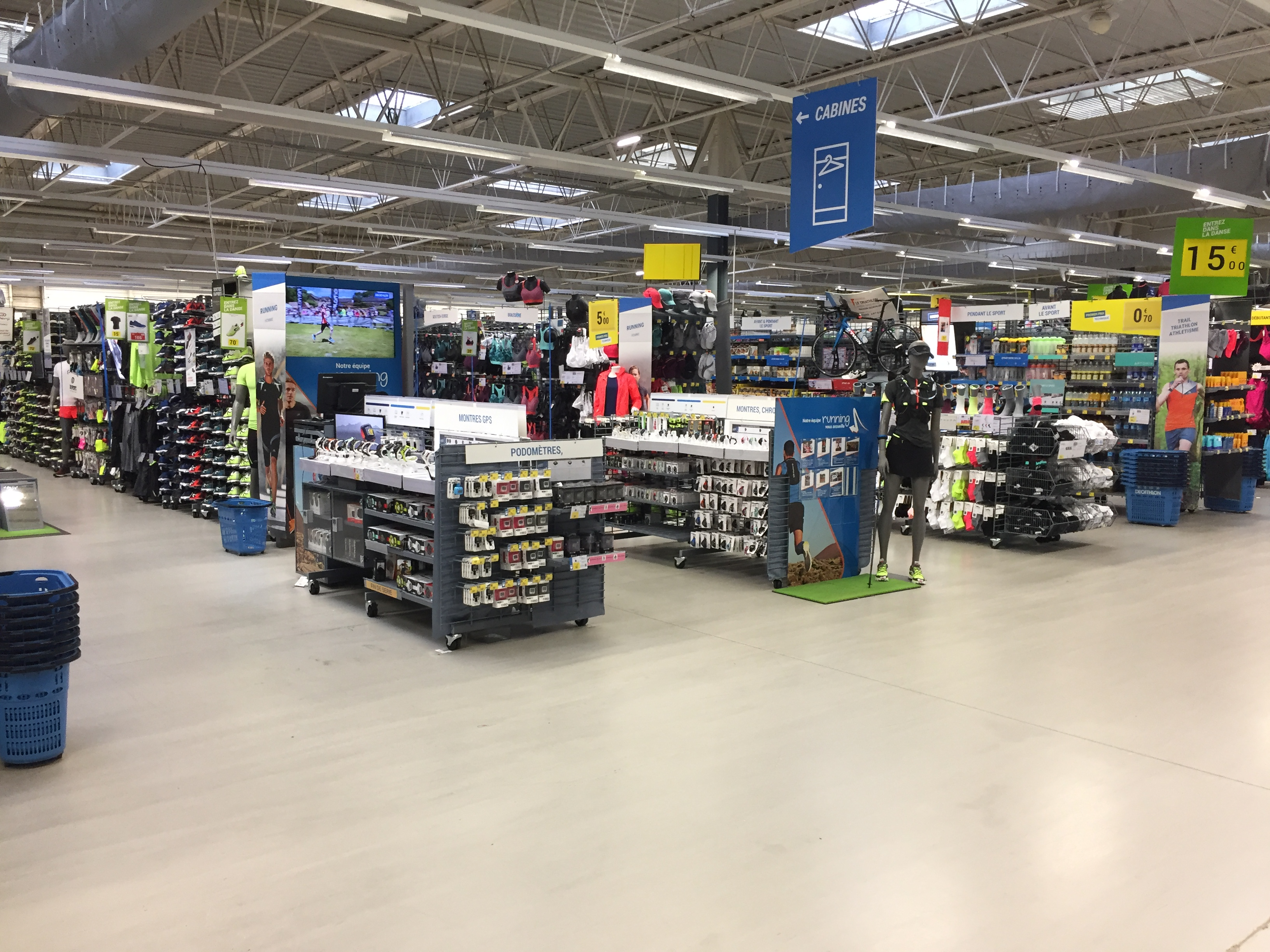Decathlon Rennes Chantepie