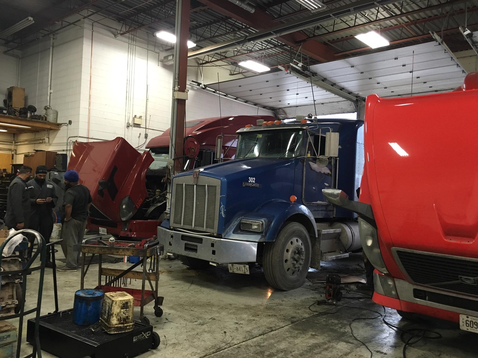 Wrench Power Truck Repair Inc.