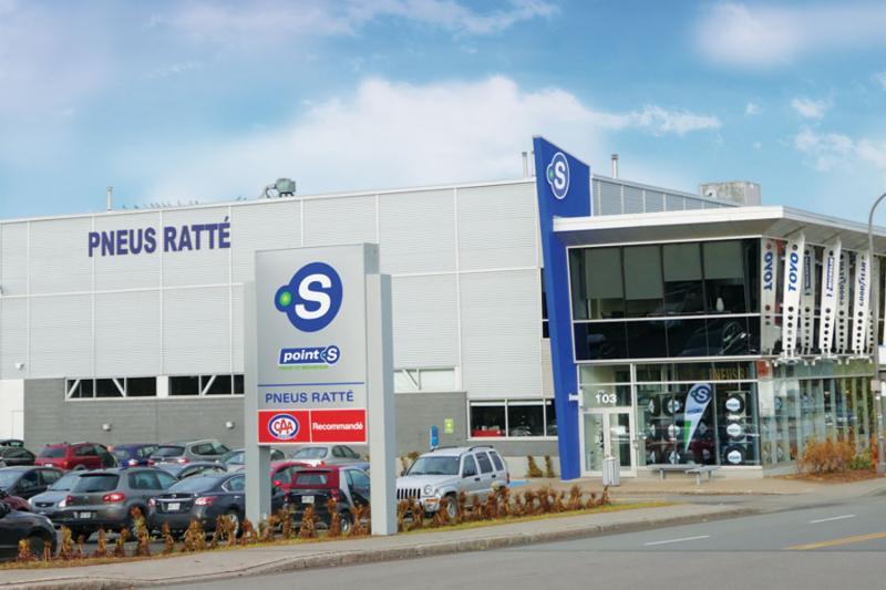 Pneus Ratté Inc à Québec