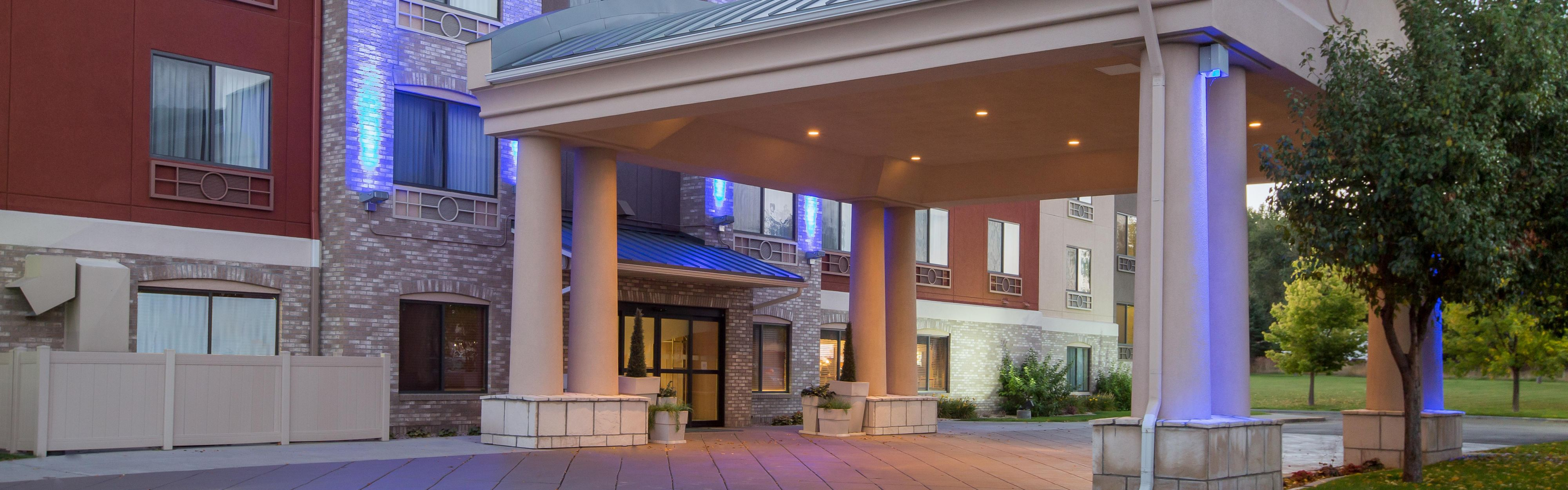 Holiday Inn Express Billings East image 0