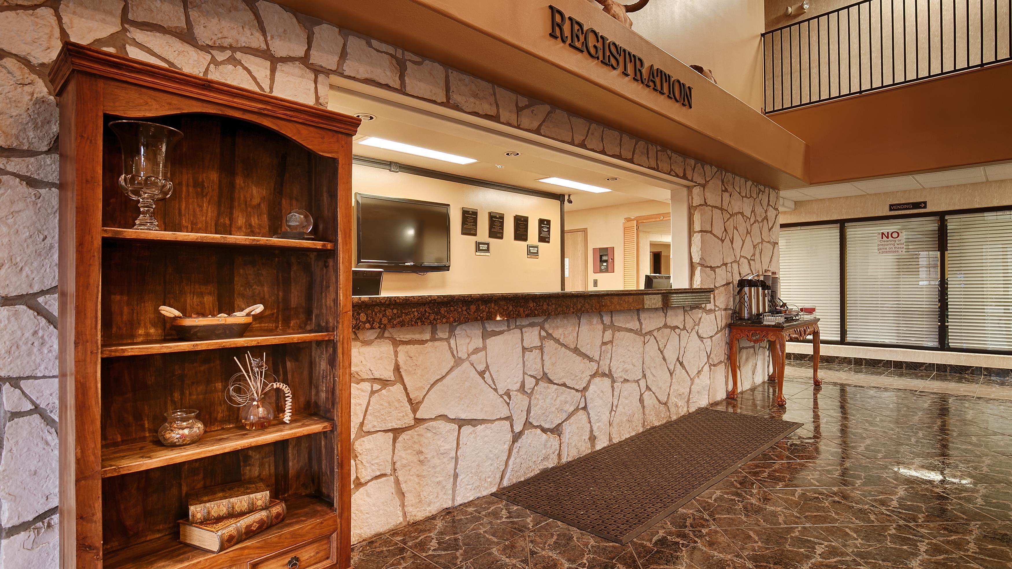 Best Western Texan Inn image 21
