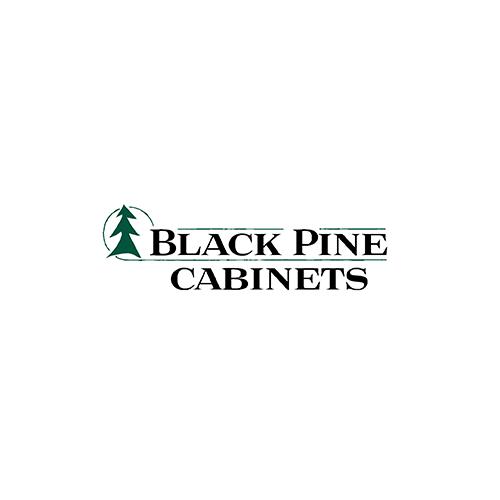 Black Pine Cabinets