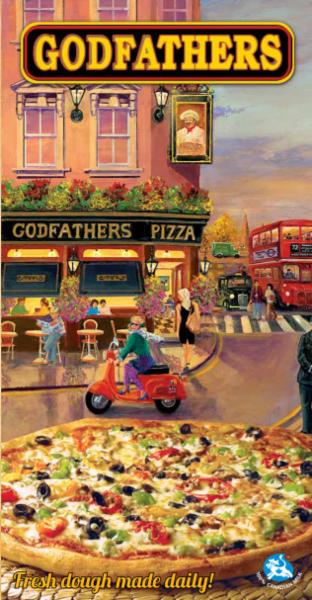 Godfathers Pizza - Delhi in Delhi: Always Hot Always Fresh Godfathers Pizza