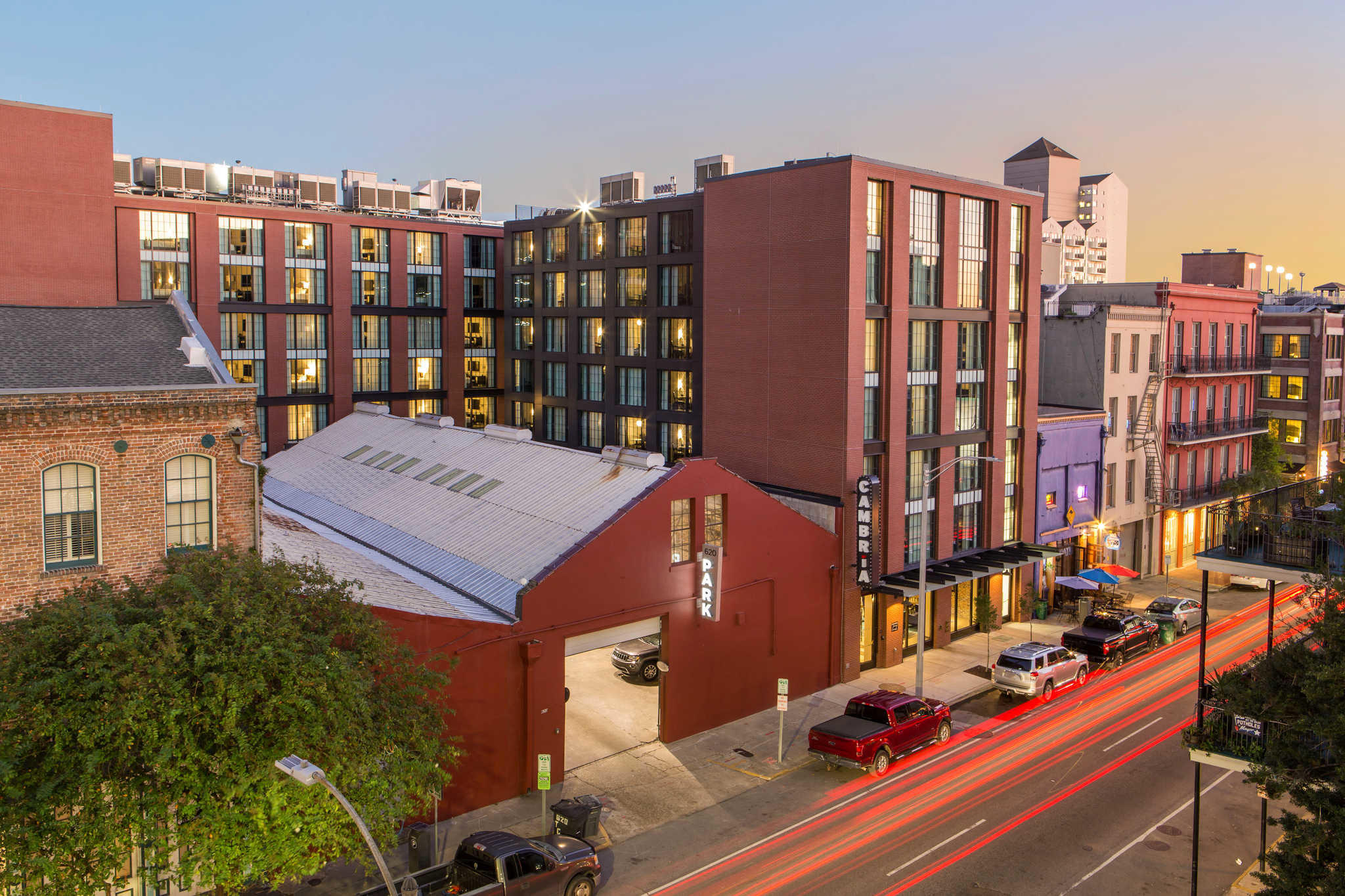Cambria Hotel New Orleans Downtown Warehouse District image 0