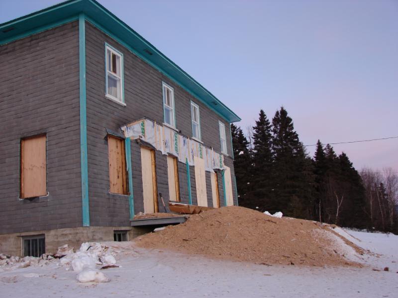 Construction C P Boivin Inc à Baie-Saint-Paul