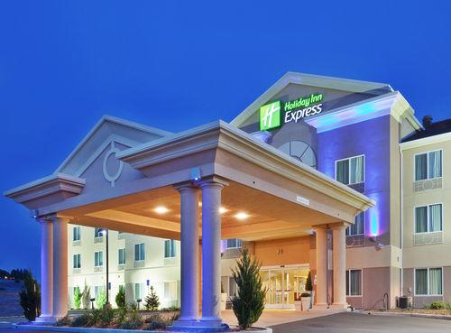 Holiday Inn Express Yreka-Shasta Area image 3