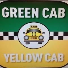Green and Yellow Cab Somerville