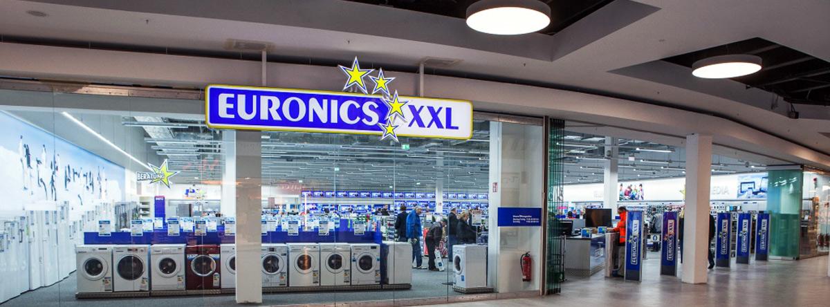 EURONICS XXL, Sepp-Verscht-Str. 1 in Großpösna