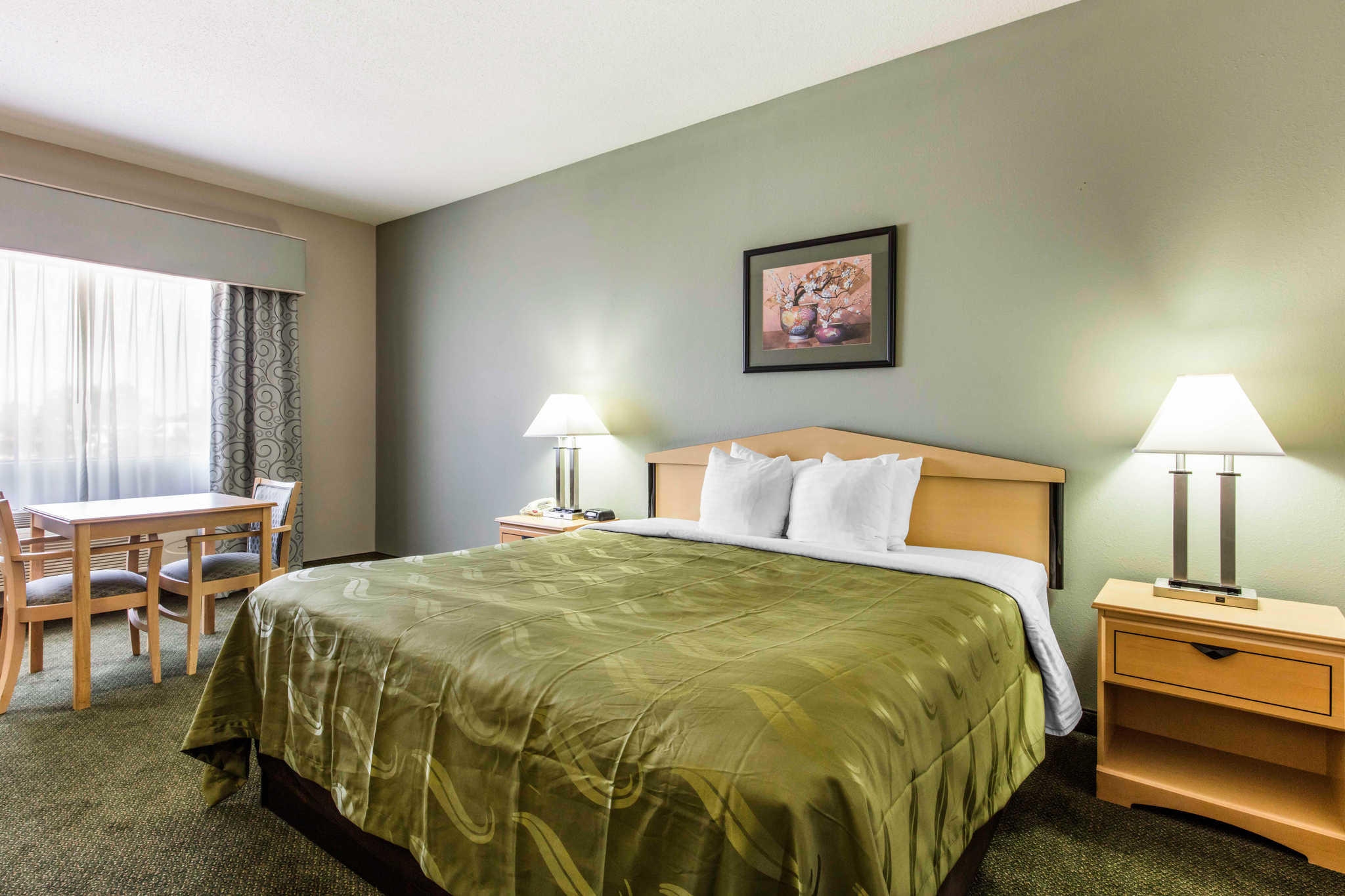Quality Inn & Suites Jackson Int'l Airport image 10