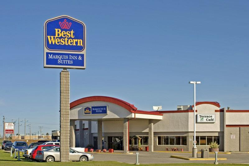 Best Western Marquis Inn & Suites in Prince Albert: Exterior