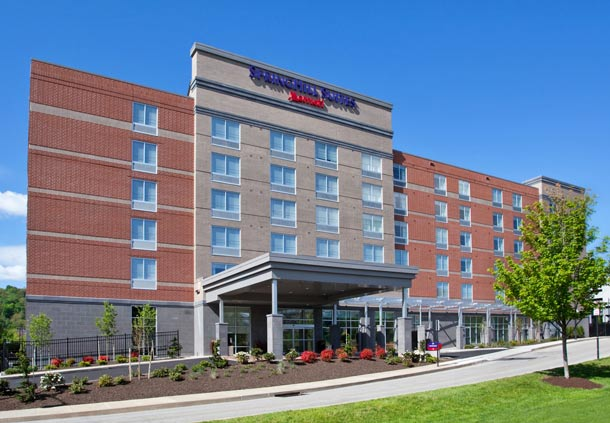 SpringHill Suites by Marriott Pittsburgh Southside Works image 1