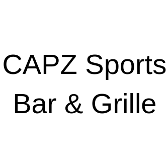 CAPZ Sports Bar & Grille