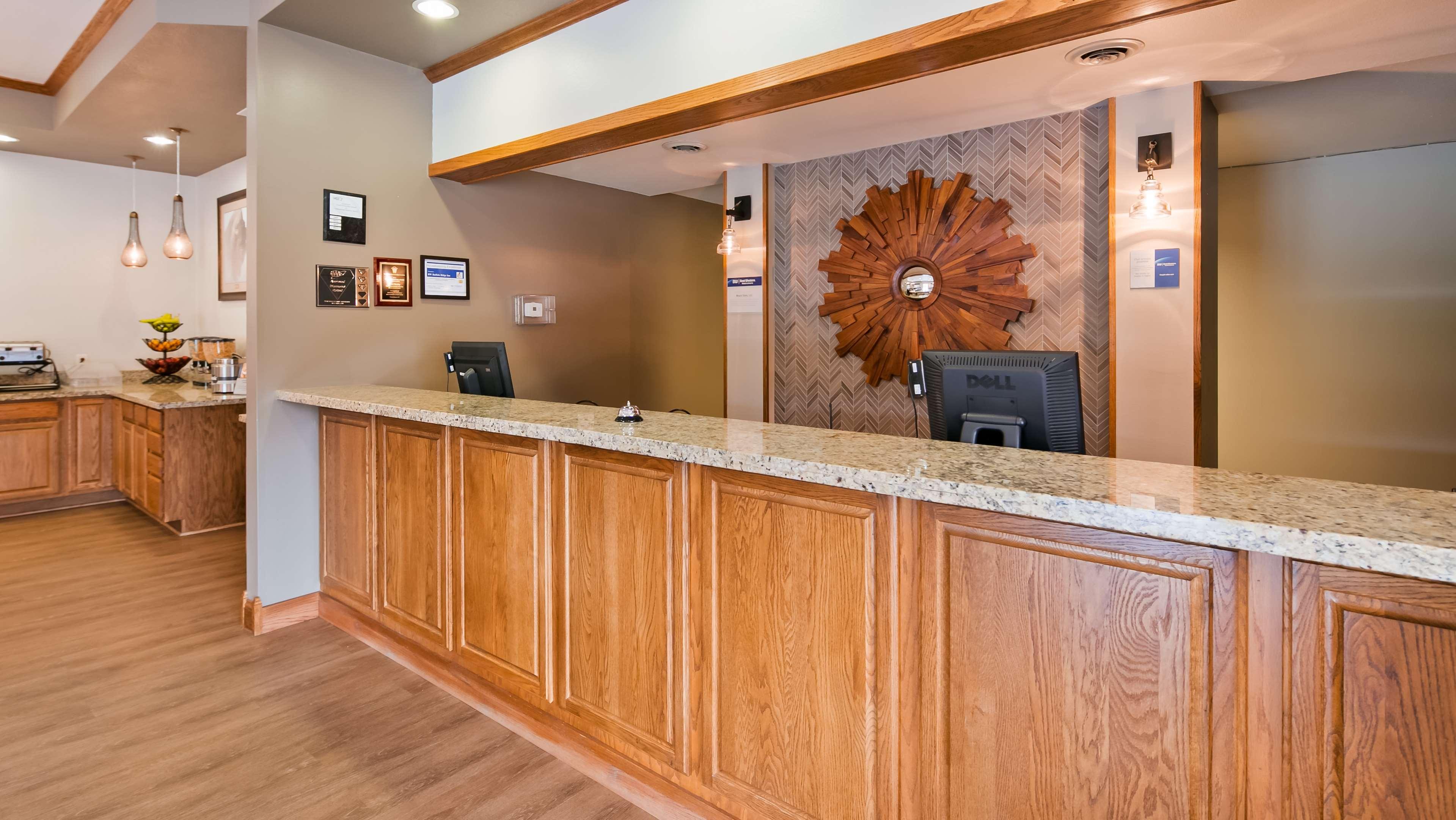 Best Western Buffalo Ridge Inn image 0
