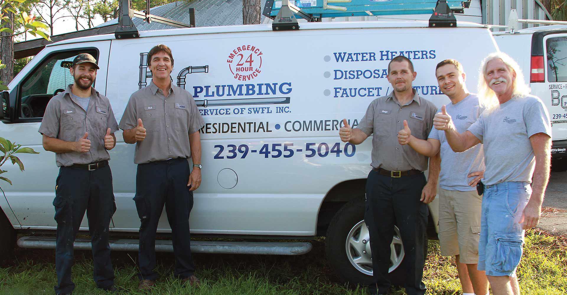 B C Plumbing Service Of SWFL Inc. image 1