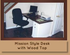 Lacoe's Custom Woodworking image 0