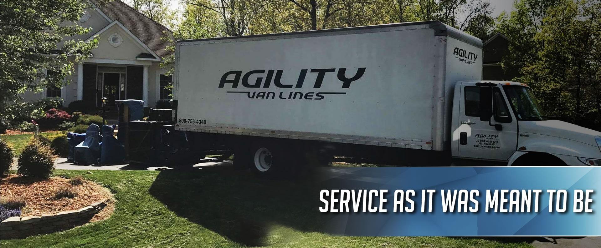 Agility Van Lines, Inc. image 3