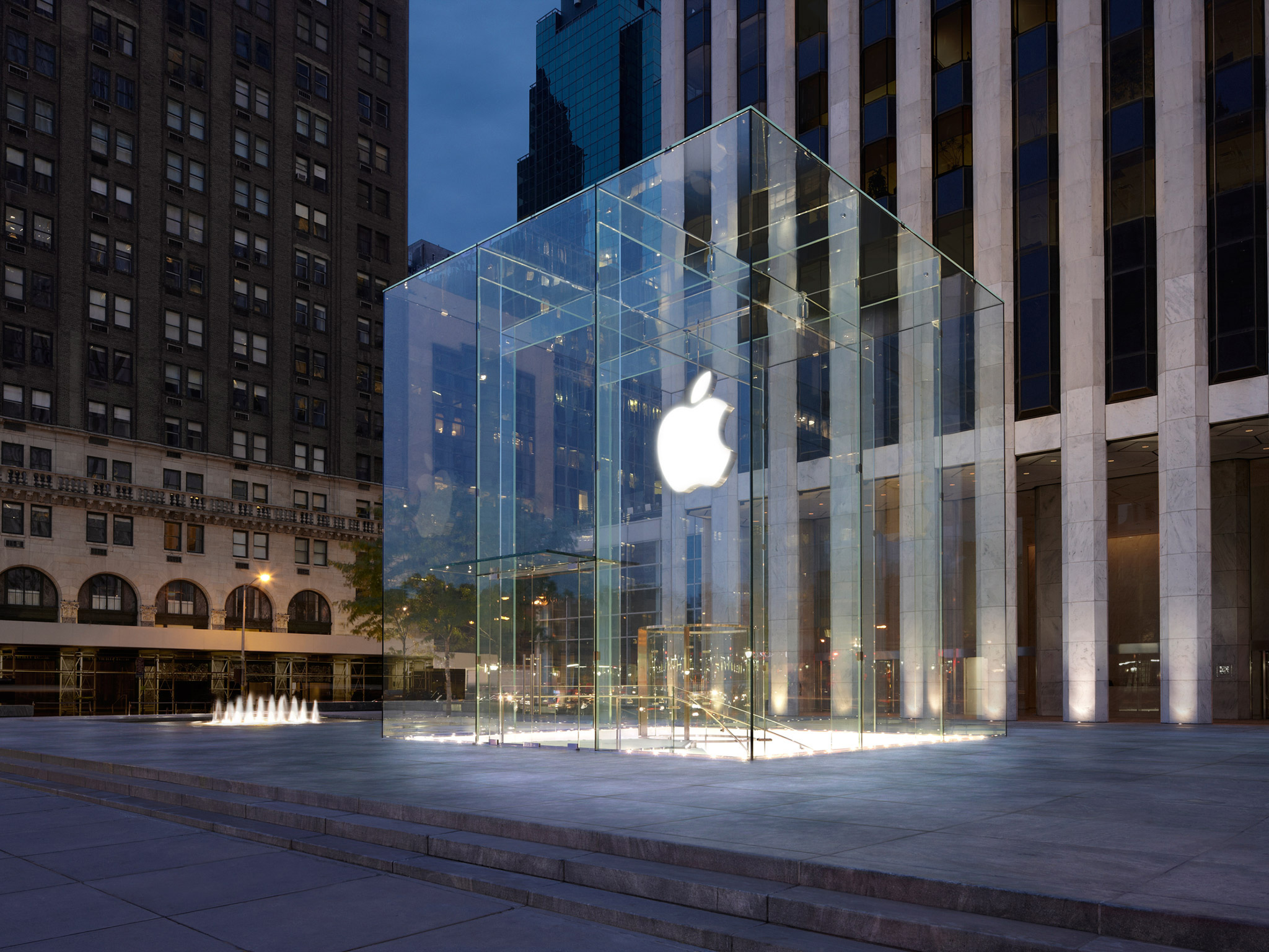 Apple Fifth Avenue