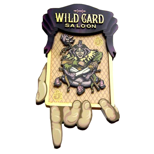 The Wild Card Saloon