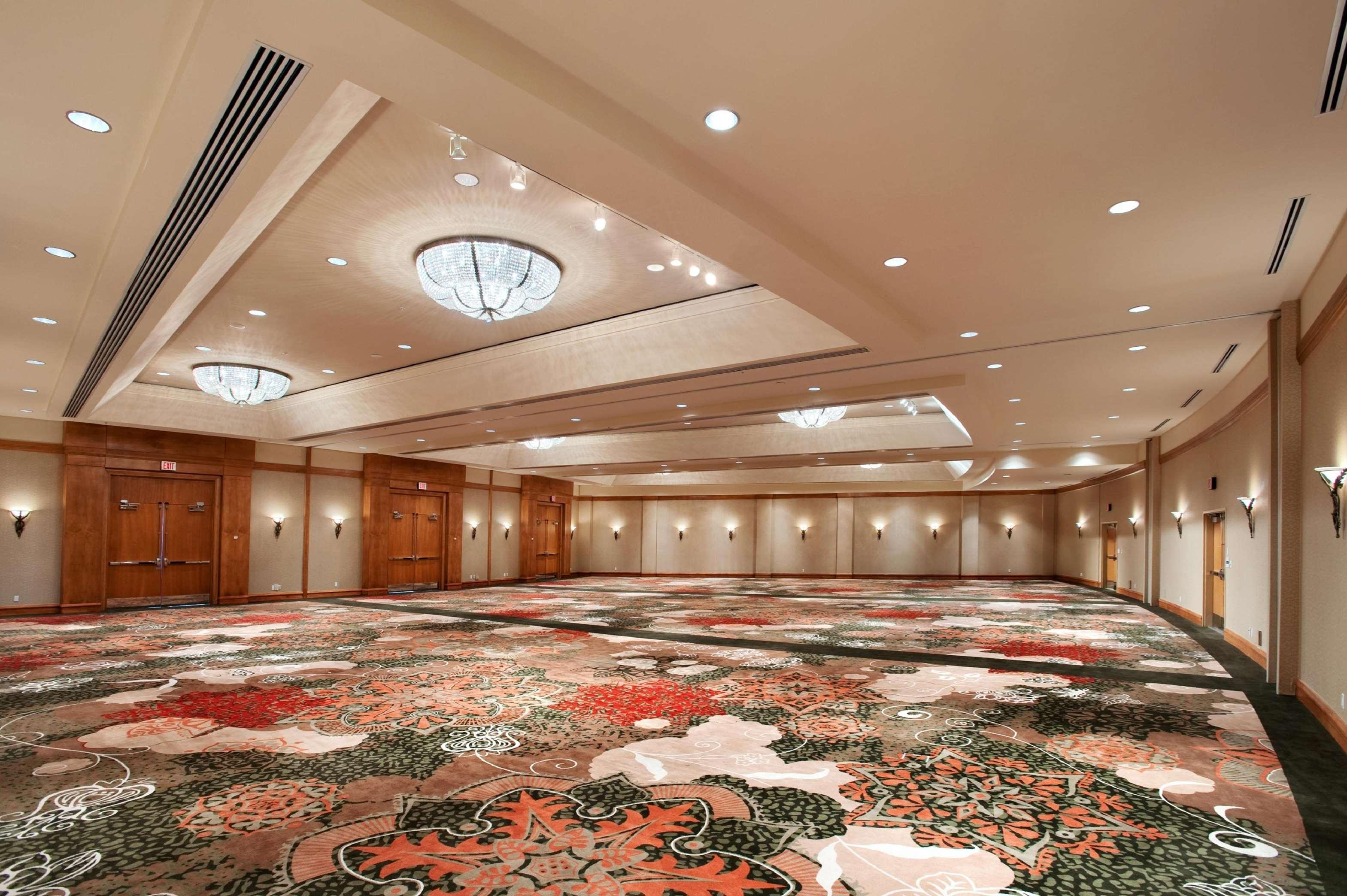 Hilton Vancouver Metrotown in Burnaby: Crystal Ballroom Inside