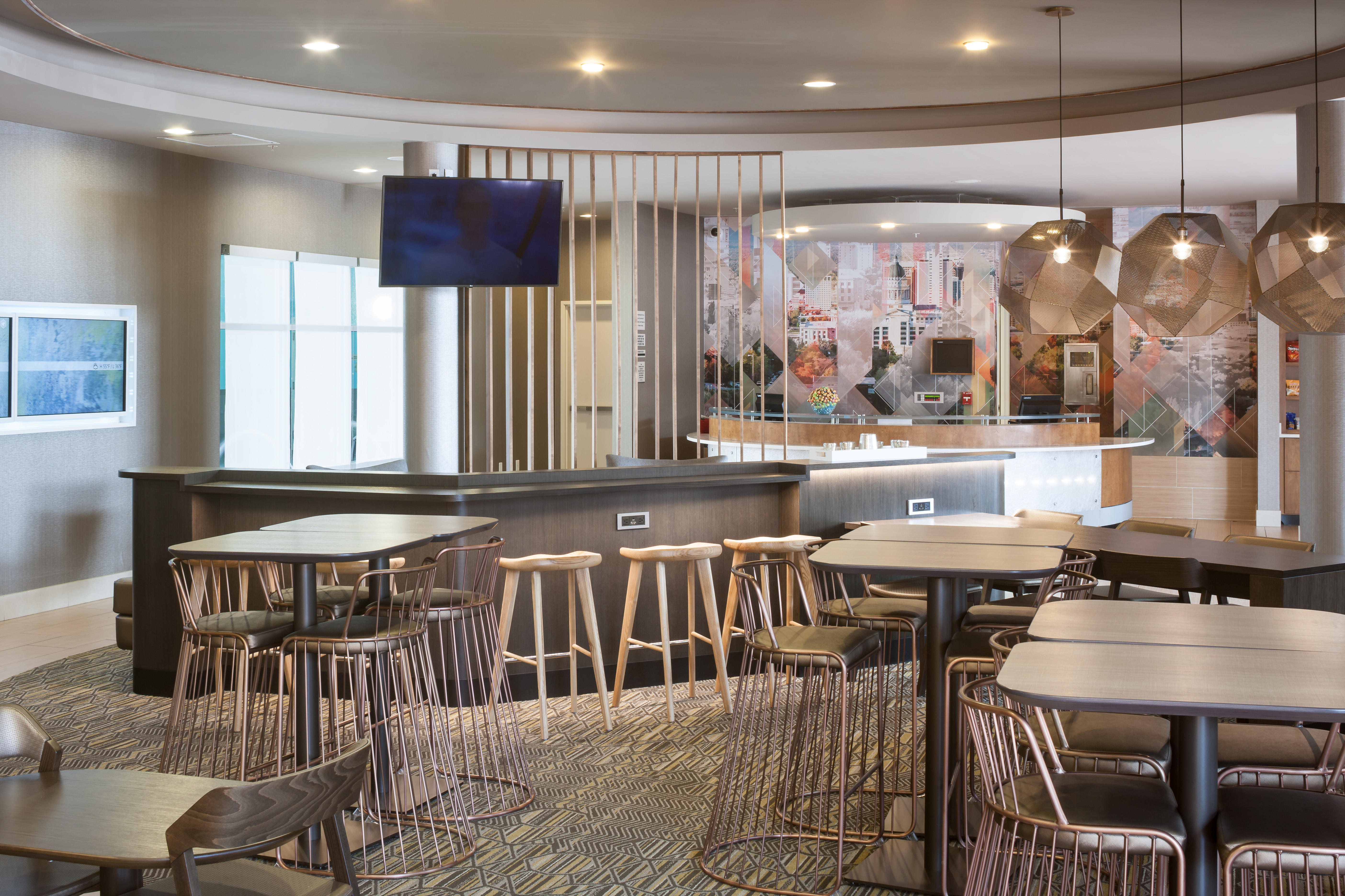 SpringHill Suites by Marriott Salt Lake City Airport image 11
