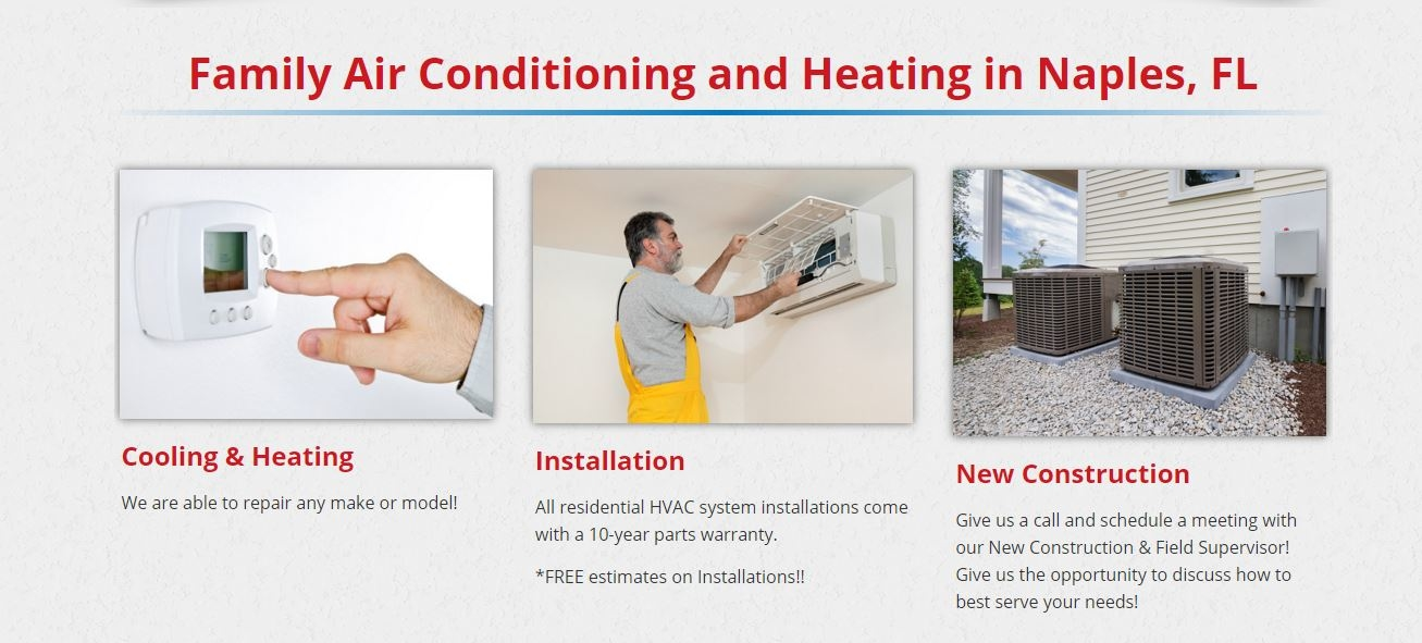 Family Air Conditioning and Heating image 0