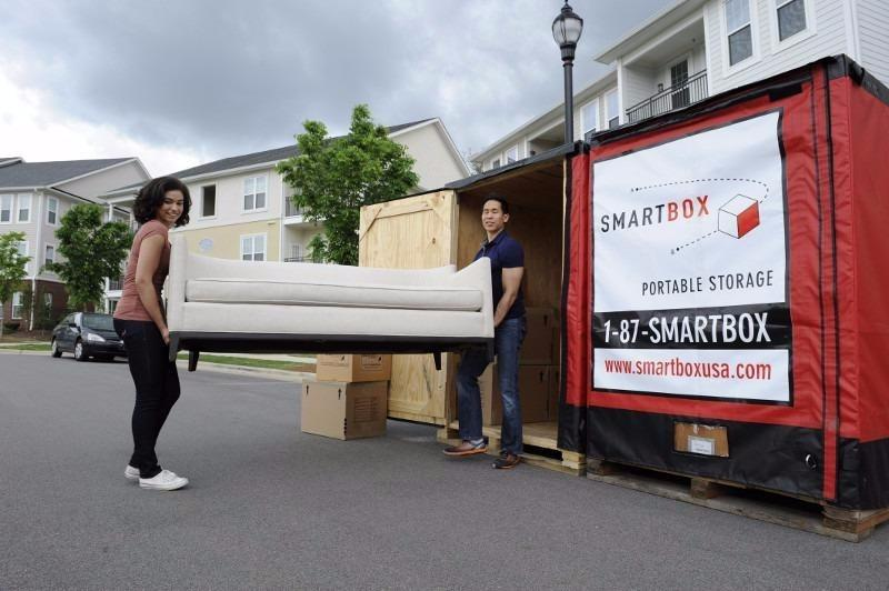 Smartbox Moving and Storage
