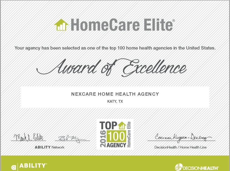 NEXCARE home health agency image 0