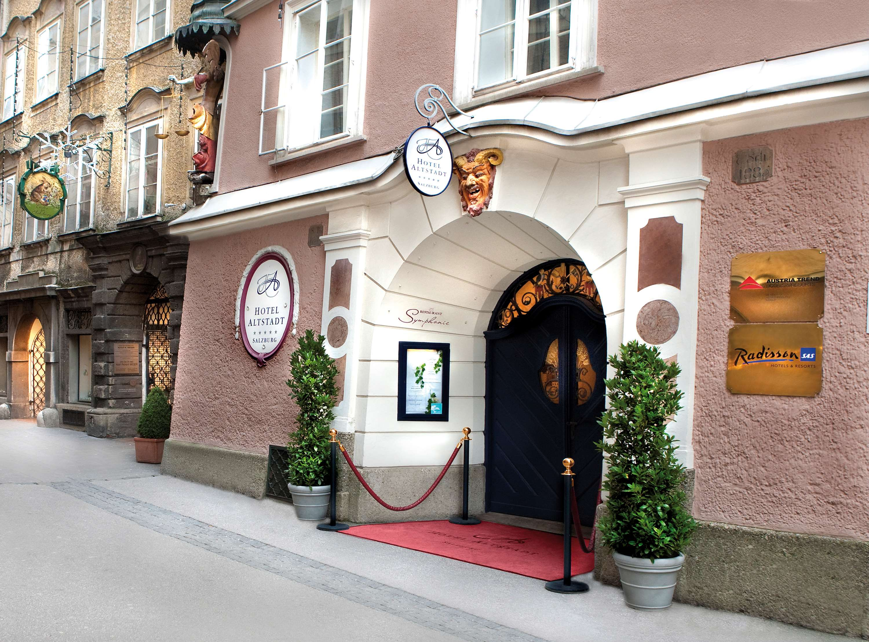 Radisson Blu Hotel Altstadt, Salzburg