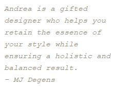 Andrea Michaelson Design