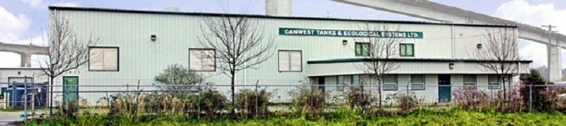 Canwest Tanks & Ecological Systems Ltd in Surrey