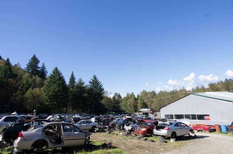 Ideal Auto Wrecking Ltd in Chilliwack