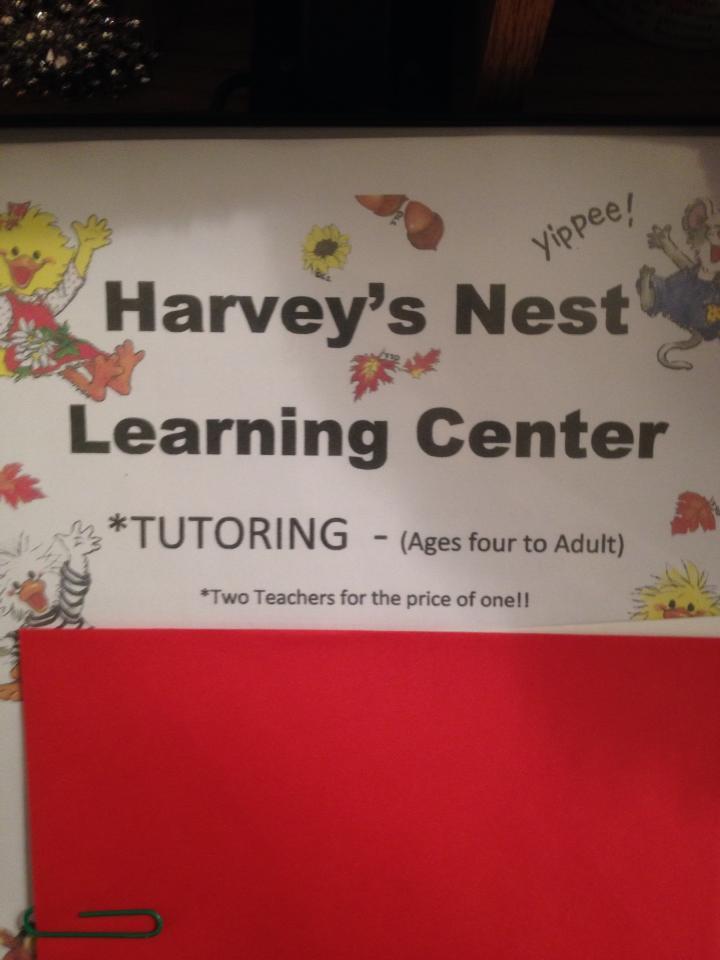 Harvey's Nest Learning Center image 0