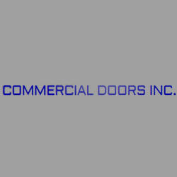 COMMERCIAL DOORS INC.