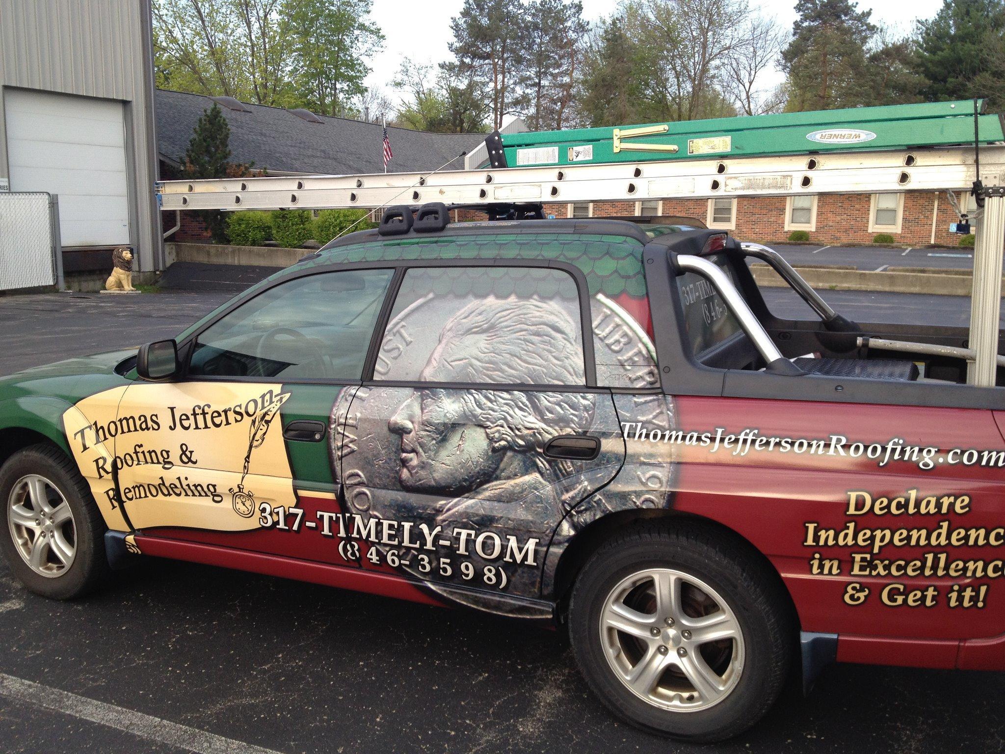 Thomas Jefferson Roofing & Remodeling LLC image 0